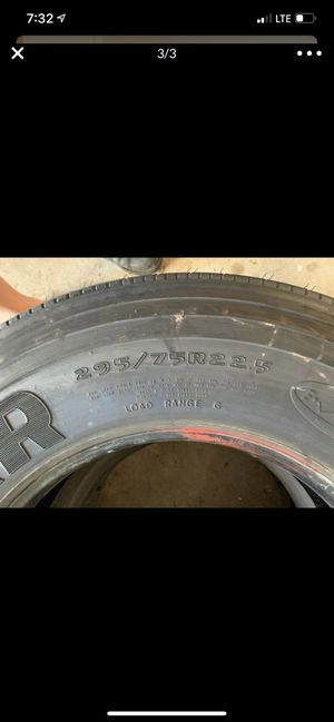 Trailer recap tire for Sale in Arlington Heights, IL