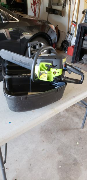 16 inch poulan chainsaw for Sale in Oklahoma City, OK