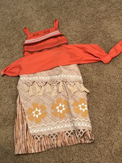 Moana Costume for Sale in Puyallup,  WA