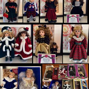 Antique Collections Doll for Sale in San Leandro, CA