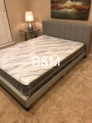 Brand new Queen bed frame for Sale in Houston, TX