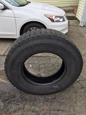 Tractor trailer used tires $100 each tire for Sale in Cranston, RI