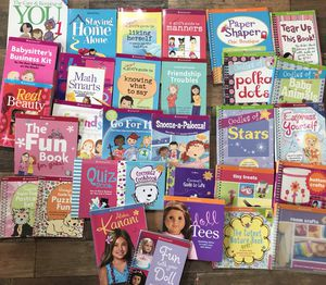 American Girl Books for Sale in Eatonville, WA