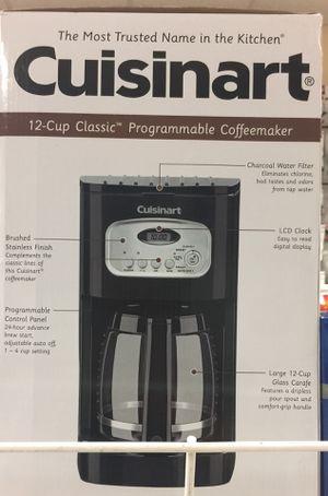 12 cup coffee maker , brand new still in box for Sale in Alexandria, VA