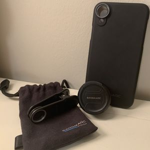 iPhone X Case with Wide Angle Lens for Sale in Avon, OH