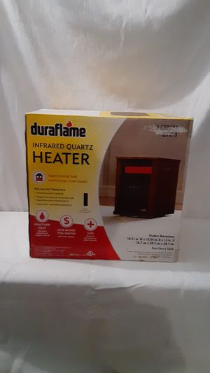 Duraflame Infrared Red Quartz Heater for Sale in Lancaster, KY