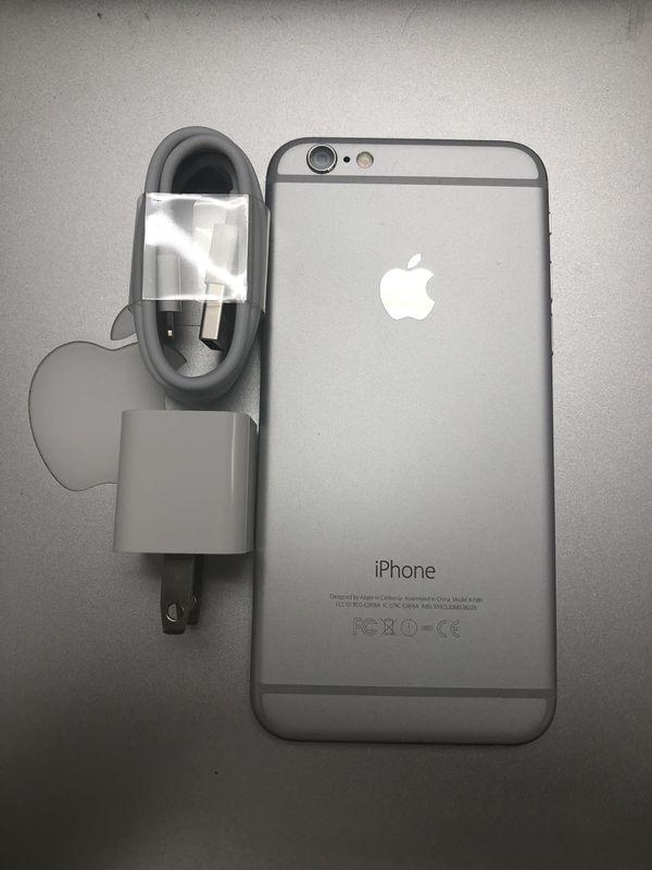 Factory unlocked apple iphone 6, store warranty