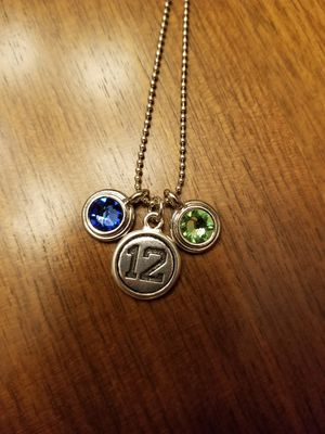 """18"""" Seahawks necklace for Sale in Fife, WA"""