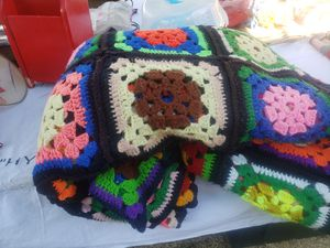 Knitted blanket for Sale in Fresno, CA