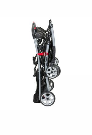 Baby Trend Snap N Go Universal Double Stroller Frame Black Snap N Go Double Uni for Sale in Perth Amboy, NJ