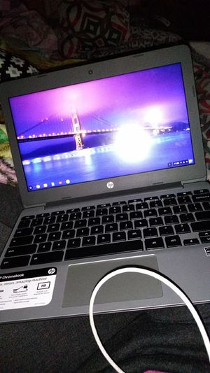 Hp chromebook for Sale in Houston, TX