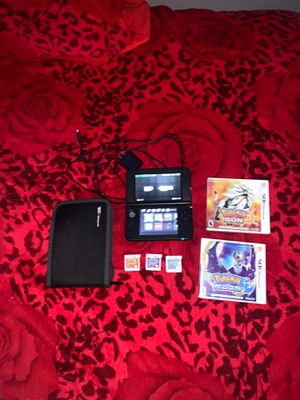 Nintendo 3DS with Pokemon Sun&Moon (for trade) for Sale in Danbury, CT
