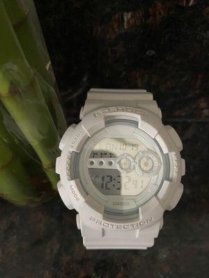 G-Shock White Watch for Sale in Las Vegas, NV