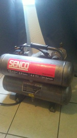 Senco air compressor for Sale in Seattle, WA