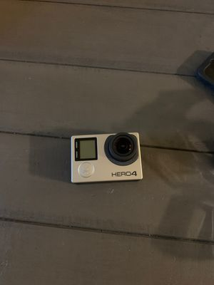 GoPro hero three and GoPro hero four With every possible accessory for Sale in Fresno, CA