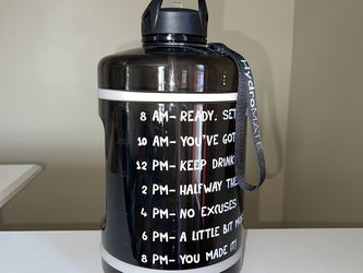 Hydro Mate Water Challenge Jug for Sale in Fairmont,  WV