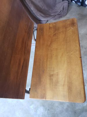 Antique Vintage School Desk for Sale in Santa Clarita, CA