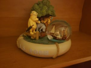Disney snow globes for Sale in Fairview, OR