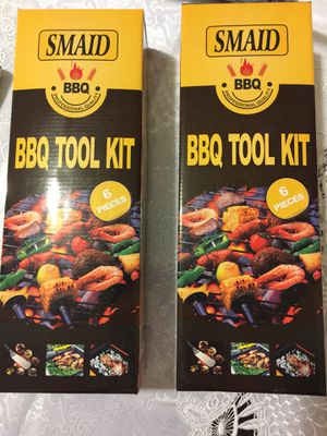BBQ Tool Kit for Sale in Brooklyn, NY