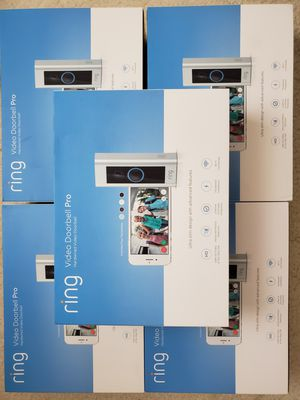 Ring video doorbell pro - New for Sale in Durham, NC