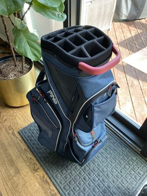 Ping Traverse 2018 Cart Golf Bag for Sale in Westmont, IL