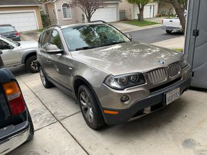 BMW X3 2010, Clean title for Sale in San Jose, CA