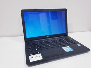 Laptop HP Touchscreen I3 8130U 8 GB RAM 15 bx113dx 1 TB HDD notebook computer PC like Envy x360 pavillion Samsung gaming for Sale in Wheeling, IL