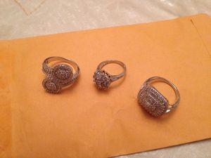 Women s sterling rings for Sale in Boston, MA