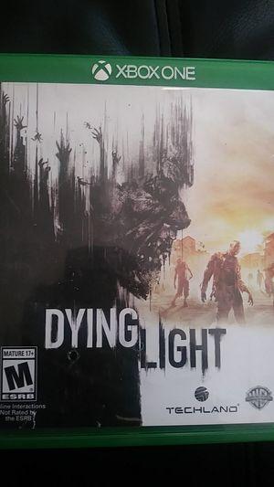 DYING LIGHT for Sale in Philadelphia, PA