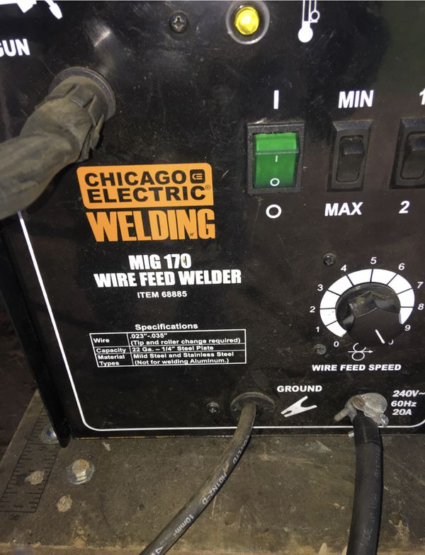 Flux Core / Mig Welding w/ regulator for Sale in Wood Village, OR - OfferUp