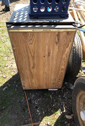 Sanyo camper refrigerator for Sale in Spokane, WA