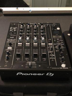 PIONEER DJ MIXER. DJM-900NXS2 Nexus 2 for Sale in Lubbock, TX