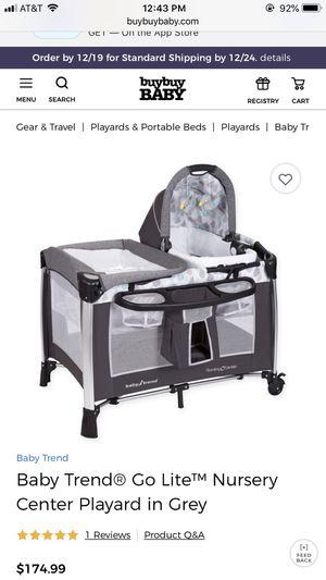 Baby Trend pack n play for Sale in Murray, UT