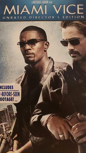 Miami Vice DVD Movie for Sale in Casselberry, FL
