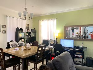 Dining table, computer table, recliner, fax/printer for Sale in Miramar, FL