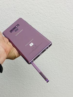 Samsung Galaxy Note 9 / Factory Unlocked for Sale in Los Angeles, CA