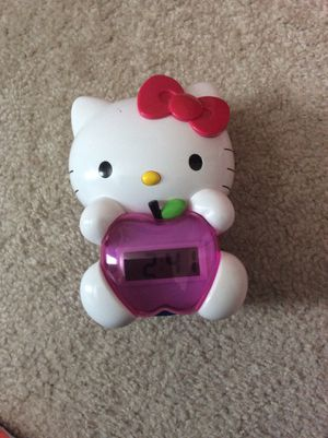 Hello Kitty Alarm Clock for Sale in Suitland-Silver Hill, MD