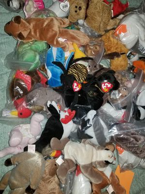 Ty beanie babies for Sale in Cantonment, FL