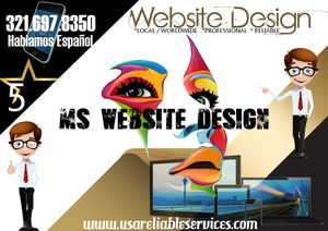 Website Design - Diseno De Paginas Web. for Sale in Winter Haven, FL