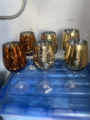 6 Decorative glass for Sale in Los Angeles, CA