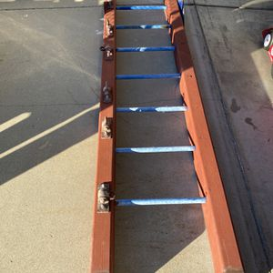 Monkey Bars & 6 Sets of Heavy Duty Swing Hardware for Sale in Upland, CA