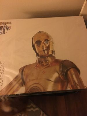 Star Wars stand up C3po for Sale in Oceanside, CA