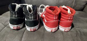 Lot of Two (2) Vans Off The Wall Youth Size 3.5 Sneakers/Shoes for Sale in Port St. Lucie, FL