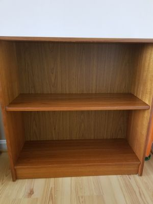 Set of two Solid wood book shelves for Sale in Annandale, VA