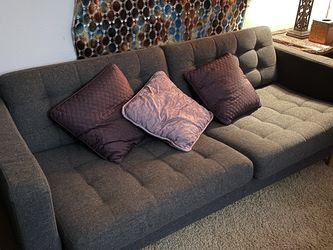 Grey Couch / Sofa for Sale in Del Valle, TX