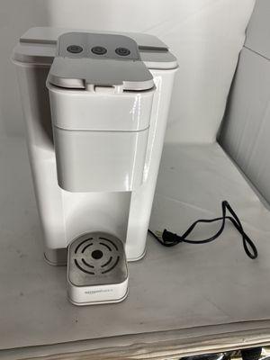 AmazonBasics Single Serve Capsule Coffee Maker, White for Sale in Los Angeles, CA