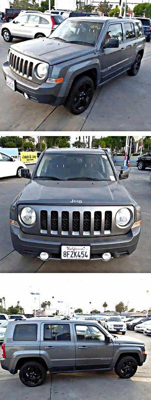 2012 Jeep PatriotLatitude 4WD for Sale in South Gate, CA