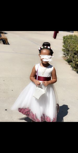 Flower girl dress for Sale in Chula Vista, CA