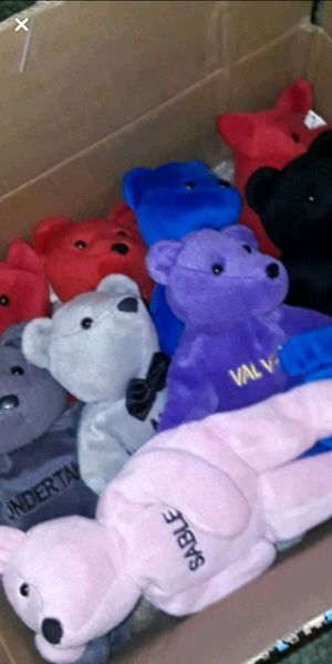 WWF WCW Bears collections for Sale in Winter Haven, FL