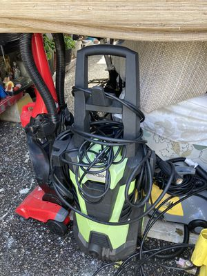 Pressure washer. Very good. for Sale in Palo Alto, CA